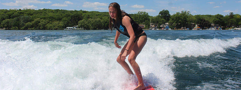 Geneva Lake Water Fun